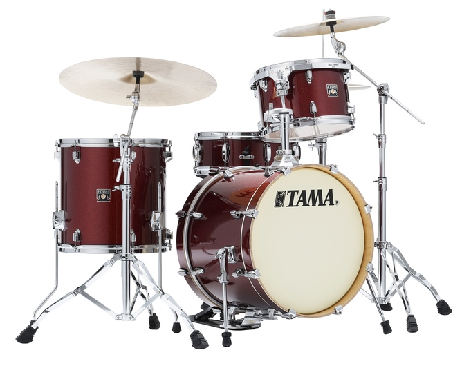 TAMA CK48S-DRP SUPERSTAR CLASSIC WRAP FINISHES