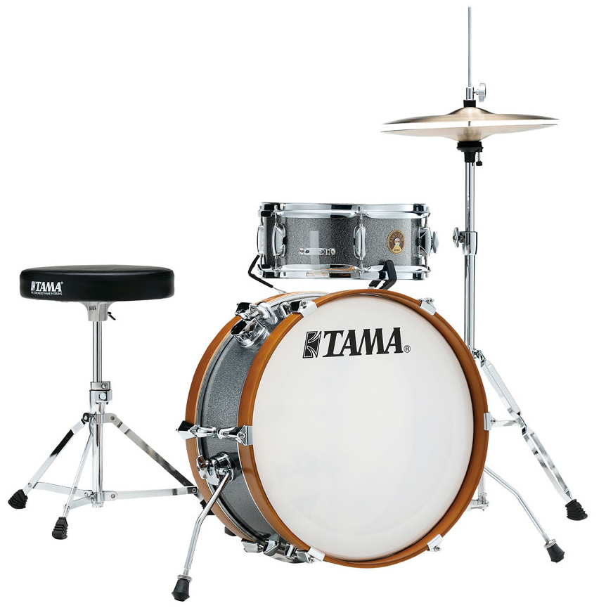 TAMA LJK28S-GXS CLUB-JAM MINI COMPACT 2-piece DRUM KIT