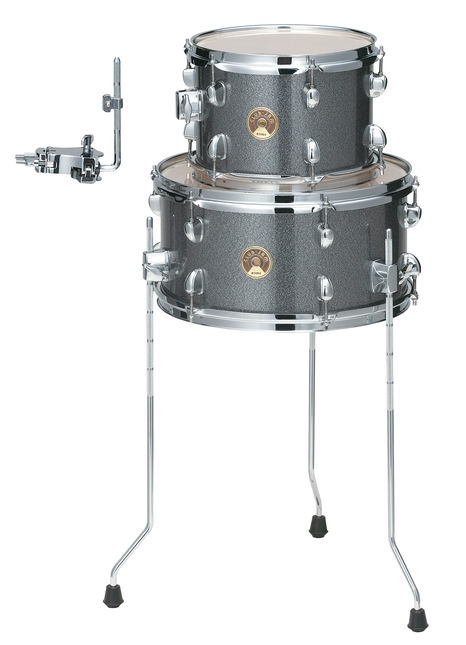 TAMA LJKT10F14-GXS CLUB-JAM MINI COMPACT 2-piece DRUM KIT