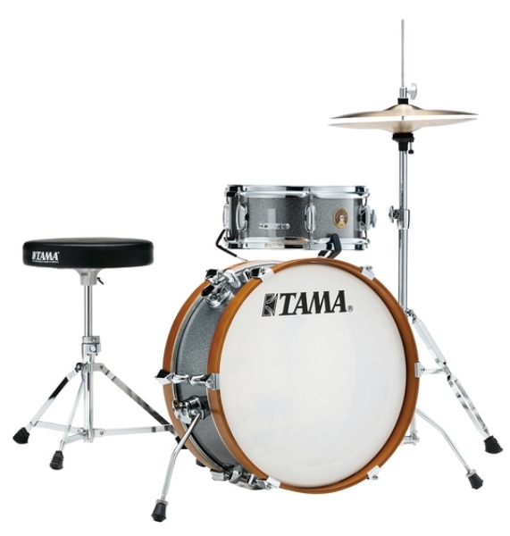TAMA LJK28H4-GXS CLUB-JAM MINI COMPACT 2-piece DRUM KIT