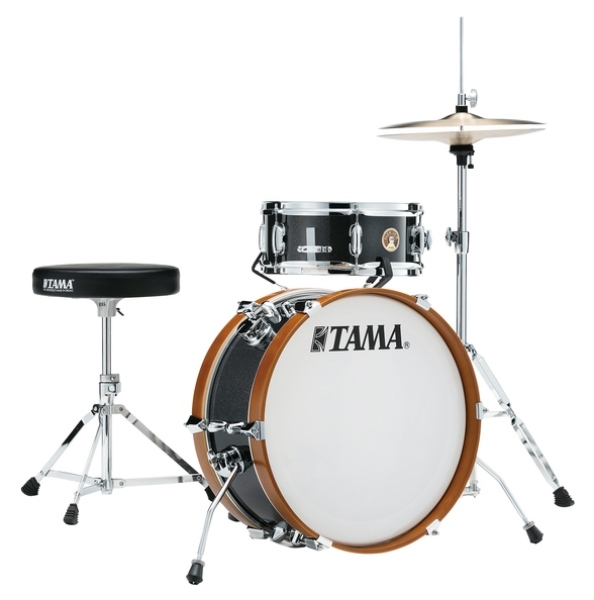 TAMA LJK28H4-CCM CLUB-JAM MINI COMPACT 2-piece DRUM KIT