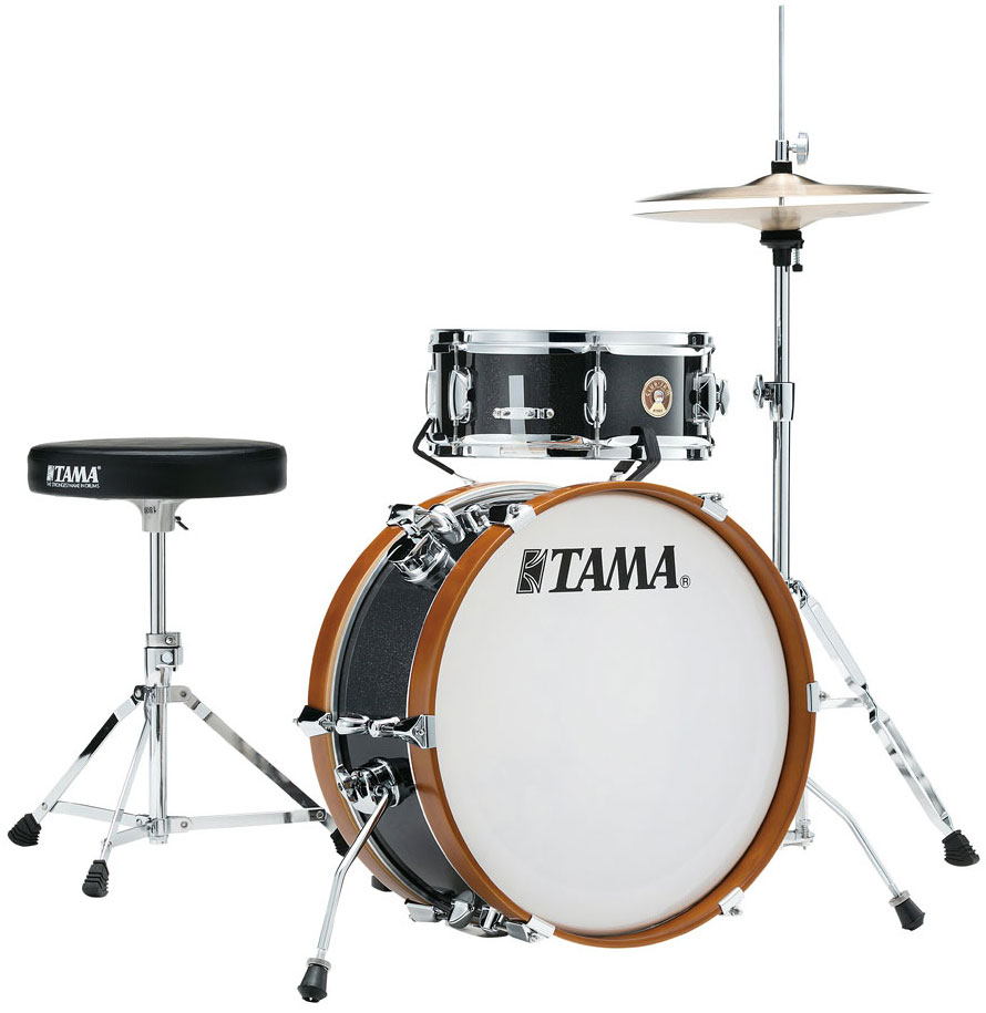 TAMA LJK28S-CCM CLUB-JAM MINI COMPACT 2-piece DRUM KIT