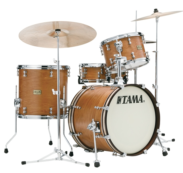 TAMA LHK38CS-SVH S.L.P. DRUM KITS NEW-VINTAGE HICKORY