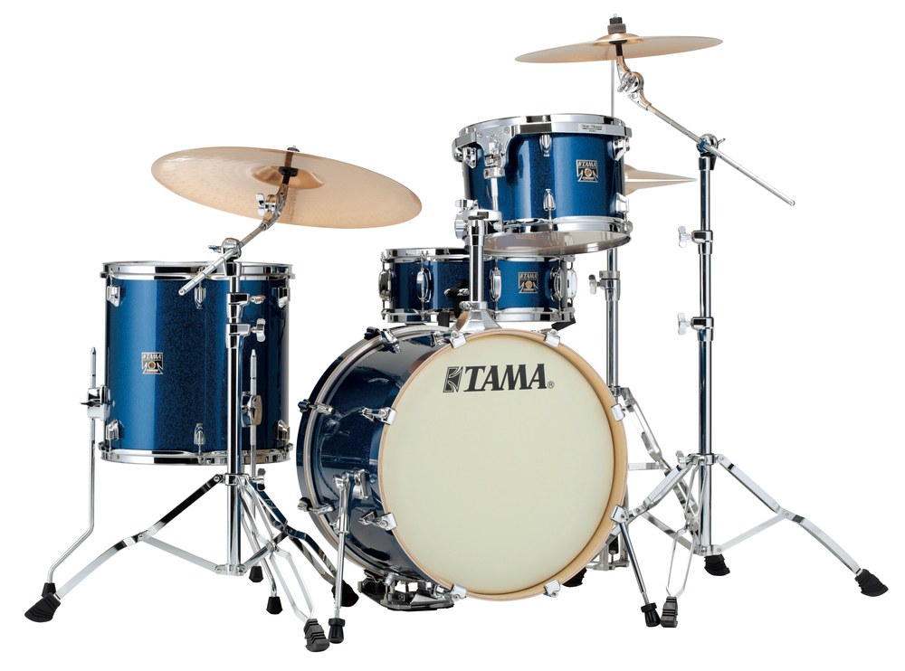 TAMA CK48S-ISP SUPERSTAR CLASSIC WRAP FINISHES