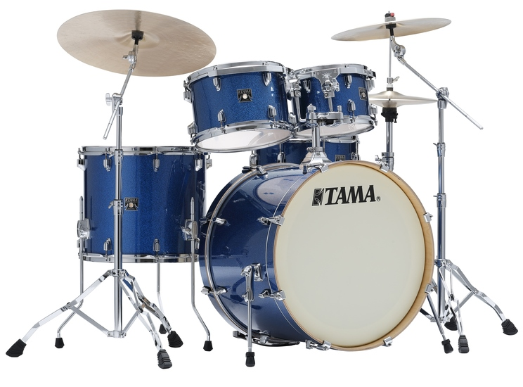 TAMA CK52KRS-ISP SUPERSTAR CLASSIC WRAP FINISHES