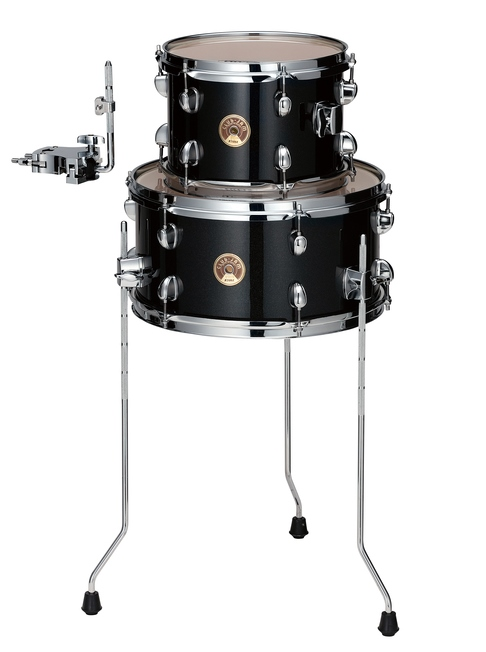 TAMA LJKT10F14-CCM CLUB-JAM MINI COMPACT 2-piece DRUM KIT