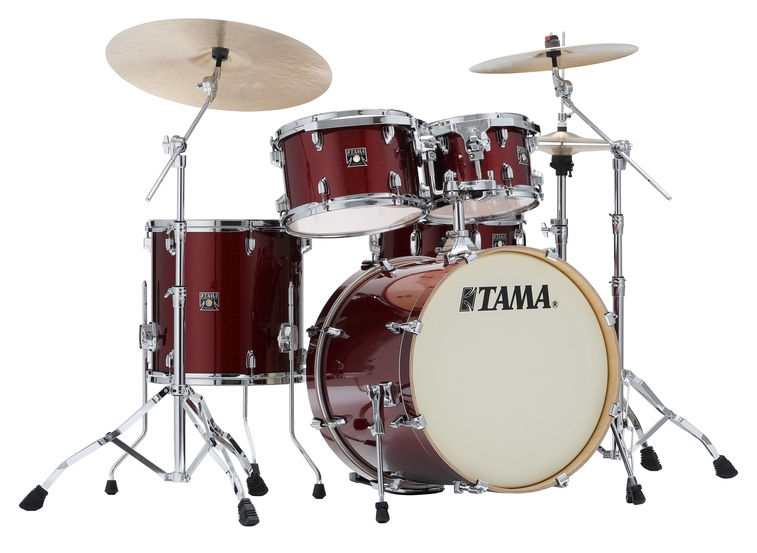 TAMA CK50RS-DRP SUPERSTAR CLASSIC WRAP FINISHES