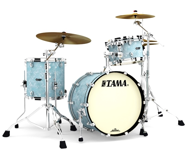 TAMA MR30CMS-IBP STARCLASSIC MAPLE FEAT. DURACOVER WRAPS