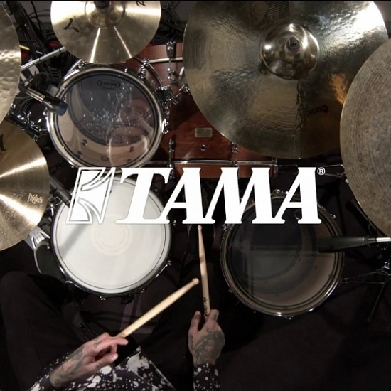Mat Nicholls демонстрирует Tama SLP Fat Spruce | A&T Trade